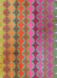 Colour Harmonies Art Print by micklyn