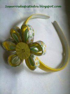Diademas hechas a mano