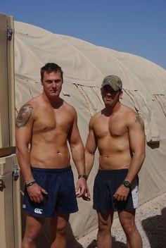 Military Hotties