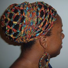 heavenly wrap for locs. :: Shop Loc Accessories at DreadStop.Com
