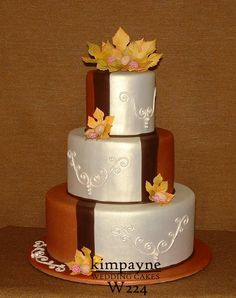 Show Cakes - Wedding Cakes by Kim Payne