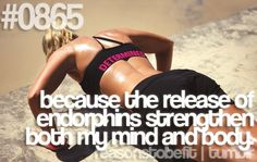 reason to be fit #0865 #fitness
