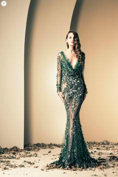 Ziad Nekad Haute Couture Fall-Winter 2013-2014