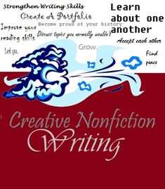 writing creative nonfiction great courses Each stage of writing creative nonfiction unfortunately, she is the second of two great courses writing instructors who cannot pronounce the word sentence.