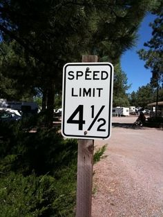 When 5mph is just too fast