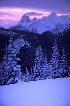 Apple Bowl Sunset by justb, via Flickr