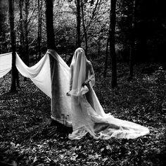 Aimée in white by Helen Warner (airgarten), via Flickr