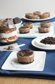 O...M...G...Mini Oreo Nutella Cheesecakes