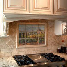 kitchens, tile art, tiles, art studios, kitchen idea, kitchen backsplash, kitchen remodel, kitchen designs, marbl