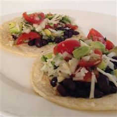 California Tacos | Lime juice and cilantro make these tacos tops.