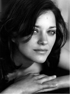 Marion Cotillard. SO beautiful.