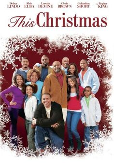 """""""This Christmas"""" - one of my favorite Christmas movies!"""