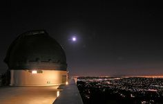 8 of the Best Places to See the Night Sky in L.A. County | Stargazing | SoCal Wanderer | KCET