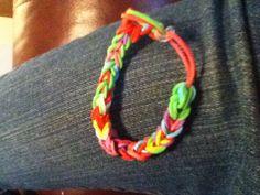 Made by rainbow loom