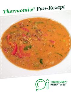 Cheeseburger-Suppe (