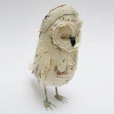 Handmade owl by Abigail Brown