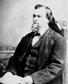 Captain Charles Weber, founder of the city of Stockton, California.