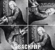 Bach flip