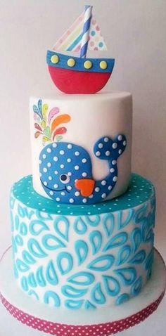 Splish Splash Cake
