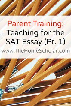 sat essay scoring process