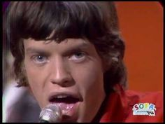 "ROLLING STONES ""(I Can't Get No) Satisfaction"" on The Ed Sullivan Show (..."
