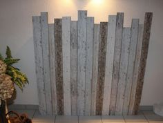 Tete de lit on pinterest headboards lit palette and bedhead for Decoration tete de lit