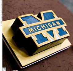 cakes3d cake, michigan, cake idea, inspir cake, blue, carv cakes3d, groom cake, blog, grooms