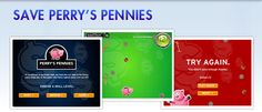 Save Perry's Pennies