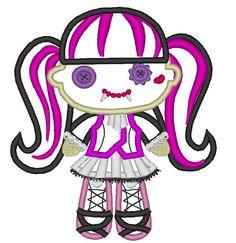 Amigurumi Monster High : Amigurumi Monster High Dolls on Pinterest 24 Pins