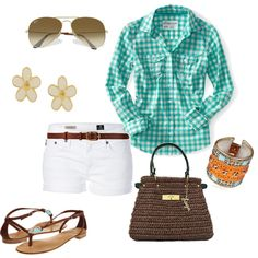 summer!, created by bonnaroosky.polyvore.com