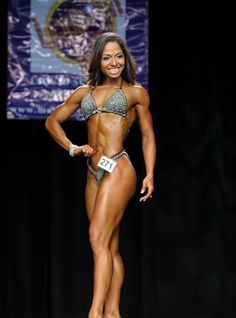 Patty White 2012 Jay Cutler Desert Classic Figure Masters 35+ Class Winner