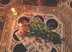 Anne Boleyn's grave