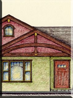 remodel of a ranch to a craftsman style home
