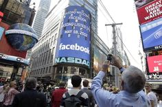 Market Day - Facebook's IPO fails to live up to all the hype