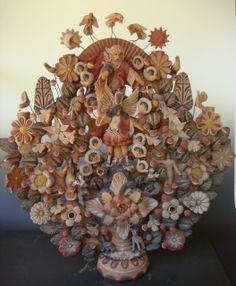 Metepec tree of life.... HUGE!    http://www.mexicana-nirvana.com/catalog/item/7774067/9973501.htm