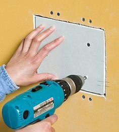 Repairing Holes - Dr