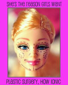 Barbie WHAT ?