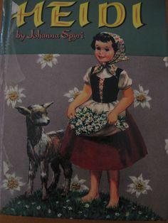 Heidi picture book