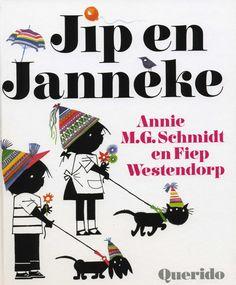 Jip en Janneke  -  Annie M.G.Schmidt en Fiep Westendorp