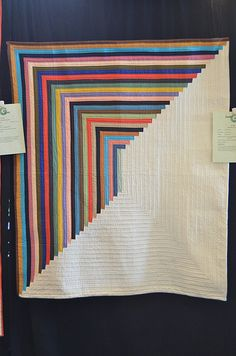 Stairway to Heaven quilt by Latifah Saafir