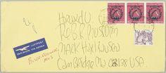 James Lee Byars, Yellow Envelope, 1979-1980, Harvard Art Museums/Fogg Museum. art museumsfogg, museumsfogg museum, yellow envelop