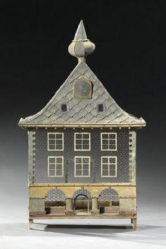 Dutch birdcage, 19th Century