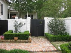Kirchoff Home - traditional - exterior - new orleans - Al Jones Architect