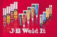 Just J-B Weld It.