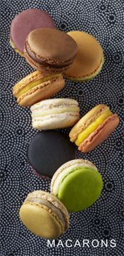 macarons Pierre Herme a Paris