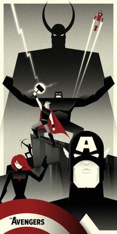 Avengers - Bruce Yan