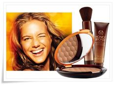 The Body Shop Honey Bronze products