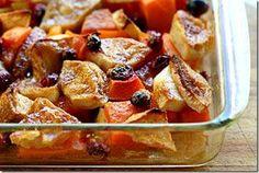 Butternut Squash Apple Cranberry Bake Recipe - #FavoriteFood