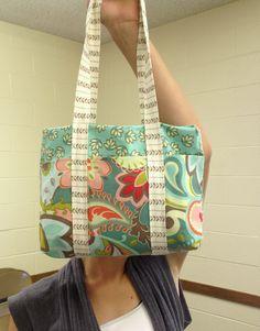Free Scripture Bag Tutorial!