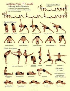 [Part 1] Ashtanga Yoga 34 Poses